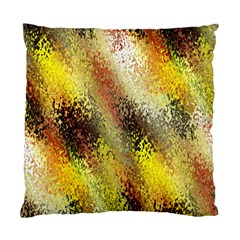 Multi Colored Seamless Abstract Background Standard Cushion Case (one Side) by Simbadda
