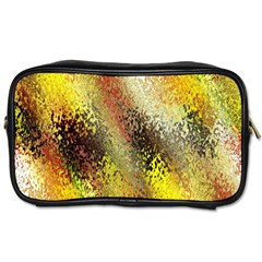 Multi Colored Seamless Abstract Background Toiletries Bags 2 Side by Simbadda