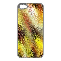Multi Colored Seamless Abstract Background Apple Iphone 5 Case (silver)