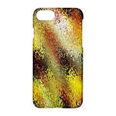 Multi Colored Seamless Abstract Background Apple Iphone 7 Hardshell Case