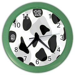 Abstract Venture Color Wall Clocks by Simbadda