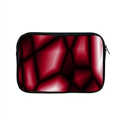 Red Abstract Background Apple Macbook Pro 15  Zipper Case
