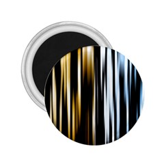 Digitally Created Striped Abstract Background Texture 2.25  Magnets