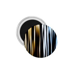 Digitally Created Striped Abstract Background Texture 1.75  Magnets