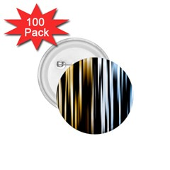 Digitally Created Striped Abstract Background Texture 1.75  Buttons (100 pack)