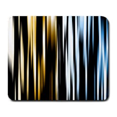 Digitally Created Striped Abstract Background Texture Large Mousepads
