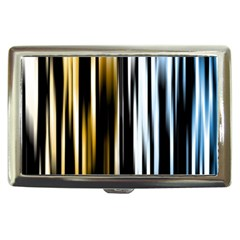 Digitally Created Striped Abstract Background Texture Cigarette Money Cases