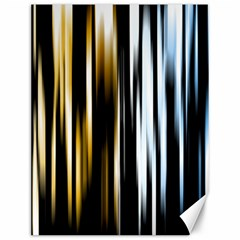 Digitally Created Striped Abstract Background Texture Canvas 12  x 16