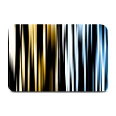 Digitally Created Striped Abstract Background Texture Plate Mats