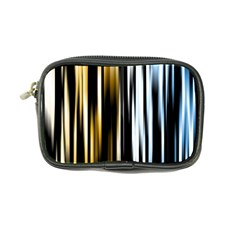 Digitally Created Striped Abstract Background Texture Coin Purse