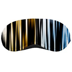 Digitally Created Striped Abstract Background Texture Sleeping Masks