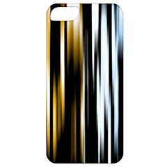 Digitally Created Striped Abstract Background Texture Apple iPhone 5 Classic Hardshell Case
