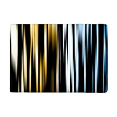 Digitally Created Striped Abstract Background Texture Apple iPad Mini Flip Case