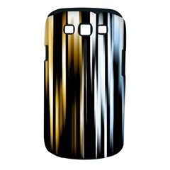 Digitally Created Striped Abstract Background Texture Samsung Galaxy S III Classic Hardshell Case (PC+Silicone)