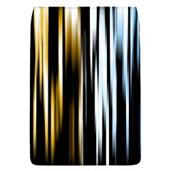Digitally Created Striped Abstract Background Texture Flap Covers (S)