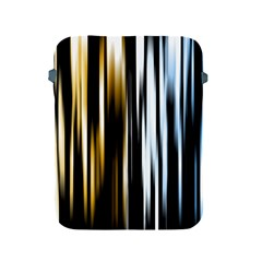 Digitally Created Striped Abstract Background Texture Apple iPad 2/3/4 Protective Soft Cases