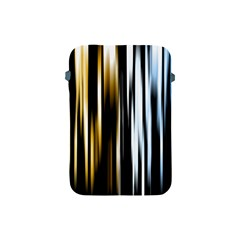 Digitally Created Striped Abstract Background Texture Apple iPad Mini Protective Soft Cases