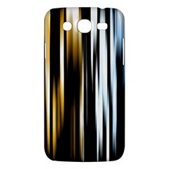Digitally Created Striped Abstract Background Texture Samsung Galaxy Mega 5.8 I9152 Hardshell Case