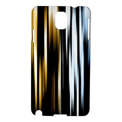 Digitally Created Striped Abstract Background Texture Samsung Galaxy Note 3 N9005 Hardshell Case