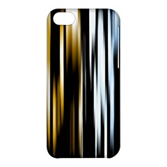 Digitally Created Striped Abstract Background Texture Apple iPhone 5C Hardshell Case