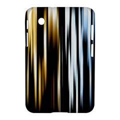 Digitally Created Striped Abstract Background Texture Samsung Galaxy Tab 2 (7 ) P3100 Hardshell Case