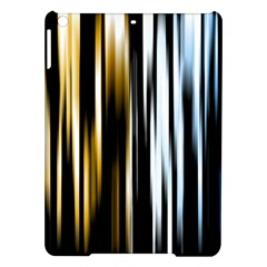 Digitally Created Striped Abstract Background Texture iPad Air Hardshell Cases