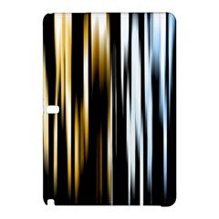 Digitally Created Striped Abstract Background Texture Samsung Galaxy Tab Pro 10.1 Hardshell Case