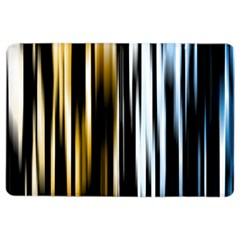 Digitally Created Striped Abstract Background Texture iPad Air 2 Flip