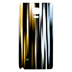 Digitally Created Striped Abstract Background Texture Galaxy Note 4 Back Case