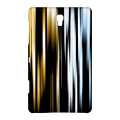 Digitally Created Striped Abstract Background Texture Samsung Galaxy Tab S (8.4 ) Hardshell Case