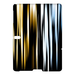 Digitally Created Striped Abstract Background Texture Samsung Galaxy Tab S (10.5 ) Hardshell Case