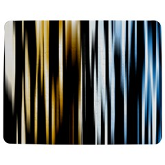 Digitally Created Striped Abstract Background Texture Jigsaw Puzzle Photo Stand (Rectangular)