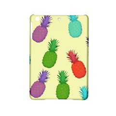 Colorful Pineapples Wallpaper Background Ipad Mini 2 Hardshell Cases