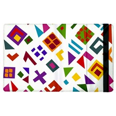 A Colorful Modern Illustration For Lovers Apple Ipad 2 Flip Case