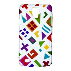 A Colorful Modern Illustration For Lovers Galaxy S4 Active by Simbadda