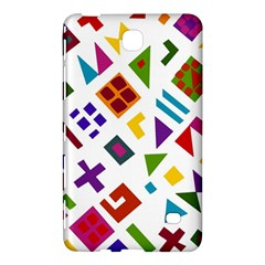 A Colorful Modern Illustration For Lovers Samsung Galaxy Tab 4 (8 ) Hardshell Case  by Simbadda