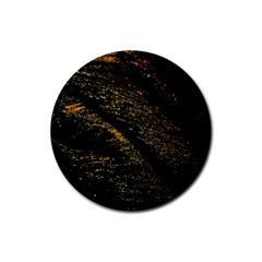 Abstract Background Rubber Coaster (round)  by Simbadda