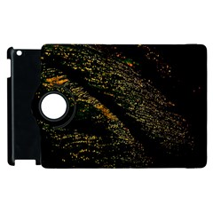 Abstract Background Apple Ipad 3/4 Flip 360 Case