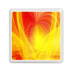 Realm Of Dreams Light Effect Abstract Background Memory Card Reader (square)