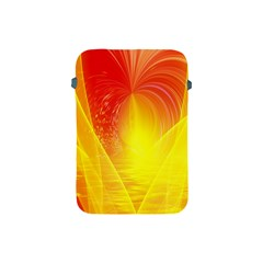 Realm Of Dreams Light Effect Abstract Background Apple Ipad Mini Protective Soft Cases by Simbadda