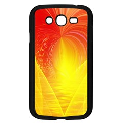 Realm Of Dreams Light Effect Abstract Background Samsung Galaxy Grand Duos I9082 Case (black) by Simbadda