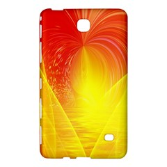 Realm Of Dreams Light Effect Abstract Background Samsung Galaxy Tab 4 (8 ) Hardshell Case  by Simbadda