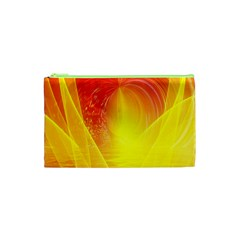 Realm Of Dreams Light Effect Abstract Background Cosmetic Bag (xs) by Simbadda