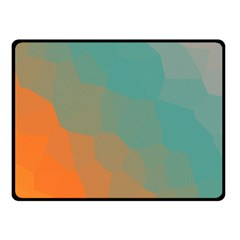 Abstract Elegant Background Pattern Fleece Blanket (small) by Simbadda