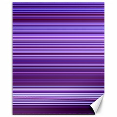 Stripe Colorful Background Canvas 16  X 20   by Simbadda