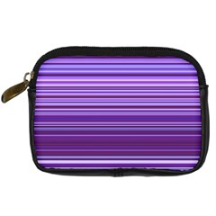 Stripe Colorful Background Digital Camera Cases by Simbadda