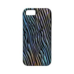 Abstract Background Wallpaper Apple Iphone 5 Classic Hardshell Case (pc+silicone) by Simbadda