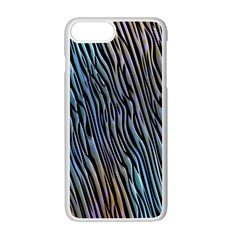 Abstract Background Wallpaper Apple Iphone 7 Plus White Seamless Case by Simbadda
