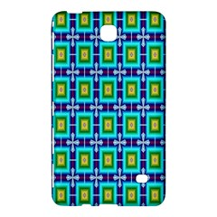 Seamless Background Wallpaper Pattern Samsung Galaxy Tab 4 (7 ) Hardshell Case