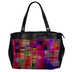 Background Abstract Weave Of Tightly Woven Colors Office Handbags by Simbadda